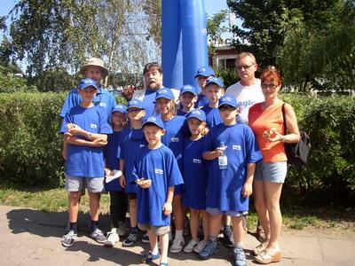 Zagle Kielce: NIVEA Błękitne Żagle, Gdynia 2004