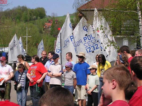 Zagle Kielce: Puchar Kwitnacych Sadów, Znamirowice 2005