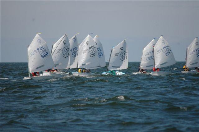 Zagle Kielce: Regaty o Puchar Akademii Morskiej, Fdynia 2005