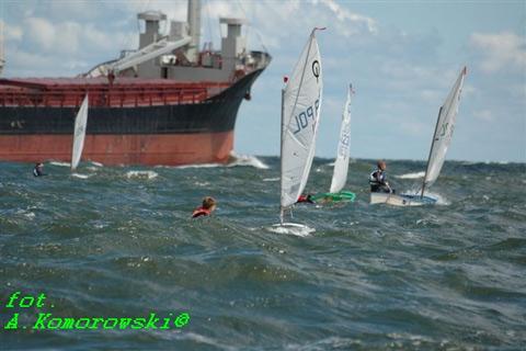 Zagle Kielce: Zgrupowanie w Pucku i Puchar Trenerów, Gdynia 2006