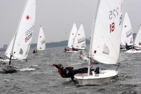 Zagle Kielce: Mistrzostwa Polski w klasach olimpijskich, Puck 2006