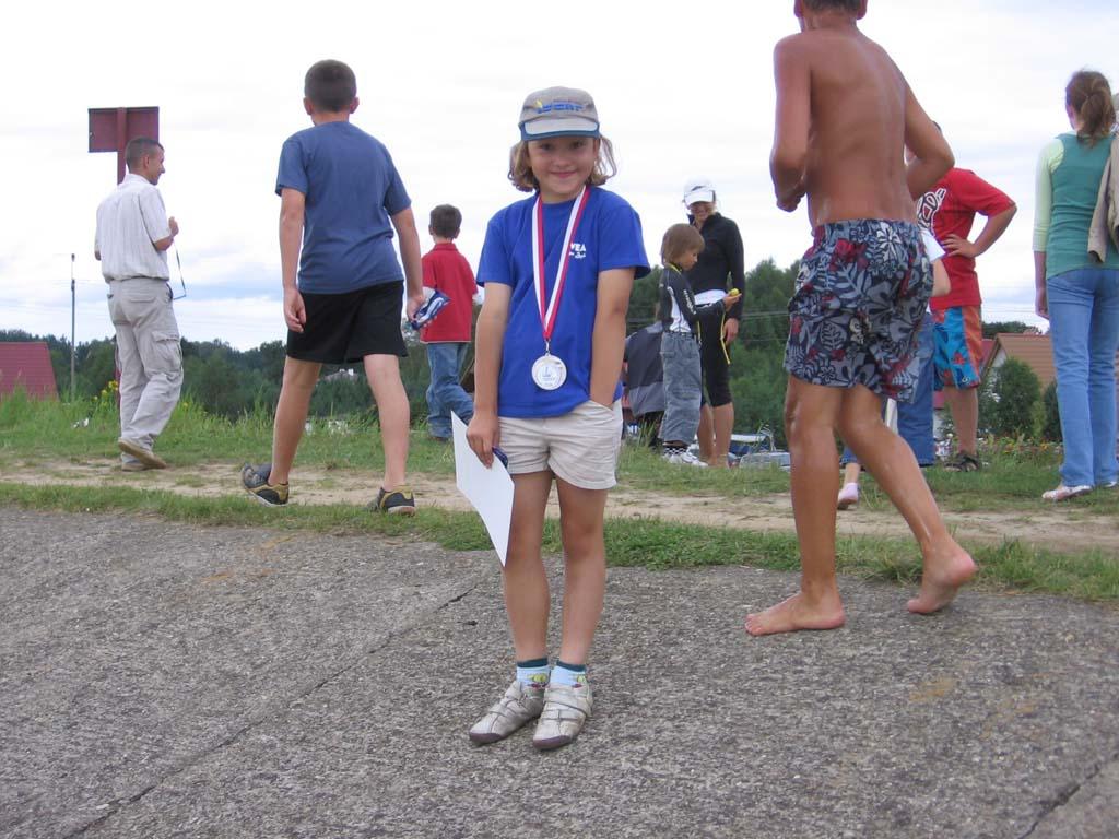 Zagle Kielce: Międzywojewódzkie Mistrzostwa Młodzików, Wilcza Wola 2008