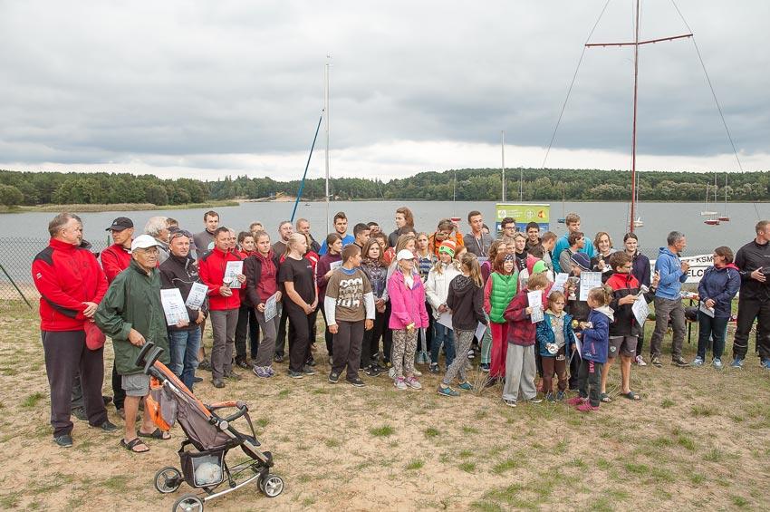 Zagle Kielce: XVI regaty żeglarskie o Puchar Prezydenta Kielc