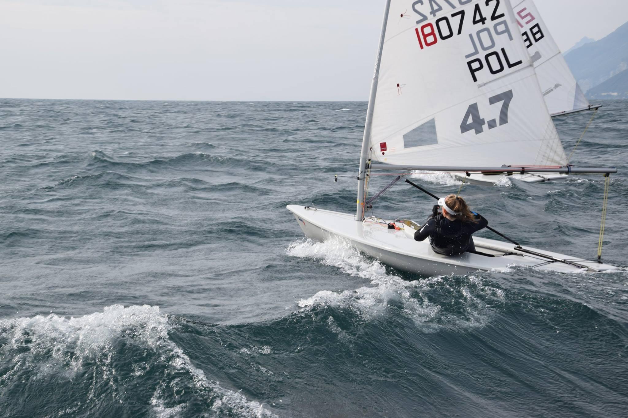 Zagle Kielce: Zgrupowanie pełnowiatrowe na Gardzie, 2018