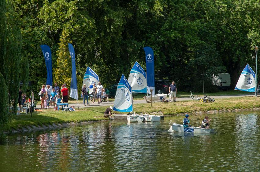 Zagle Kielce: PolSailing Day 2019