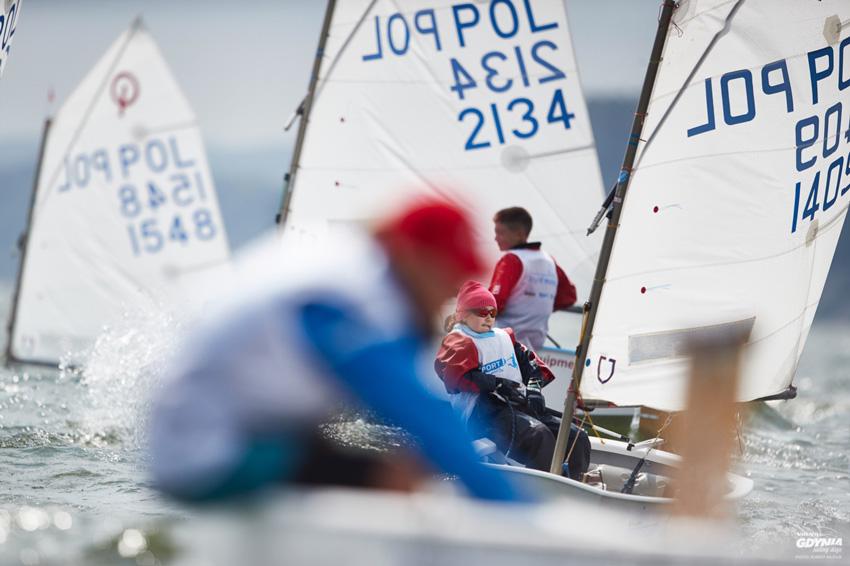 Zagle Kielce: Puchar Trenerów w Klasie Optimist, Volvo Gdynia Sailing Days 2019