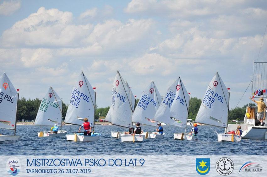 Zagle Kielce: Mistrzostwa Polski PSKO do lat 9, Tarnobrzeg 2019