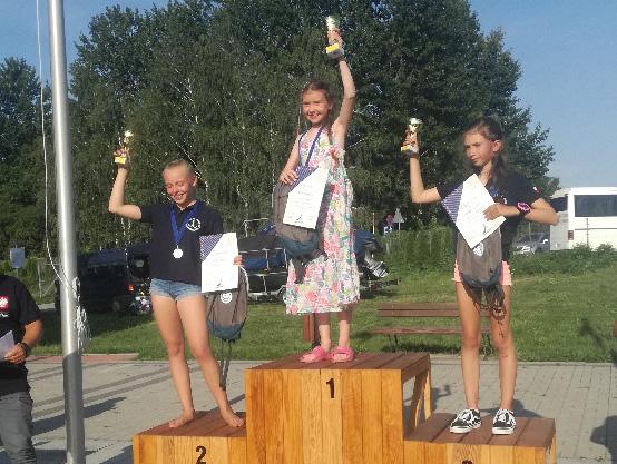 Zagle Kielce: Marysia wygrywa Międzywojewódzkie Mistrzostwa Młodzików w Tarnobrzegu