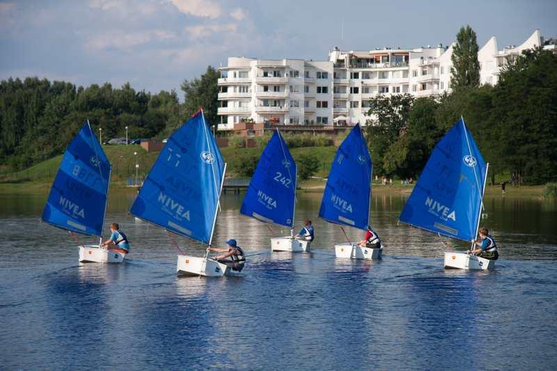 Zagle Kielce: Weekend nad Zalewem 16-17 lipca 2011