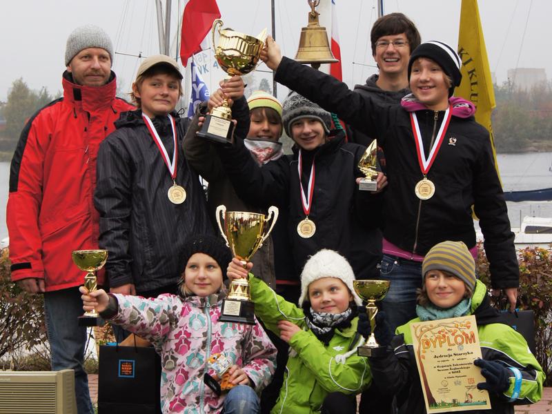 Zagle Kielce: Otwarte Zespołowe Mistrzostwa Małopolski, Kraków Bagry 2011