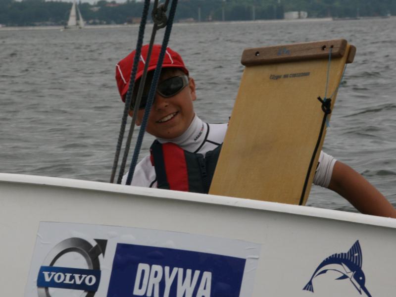 Zagle Kielce: Hubert wywalczył w Kiekrzu prawo startu w Ogólnopolskiej Olimpiadzie Młodzieży