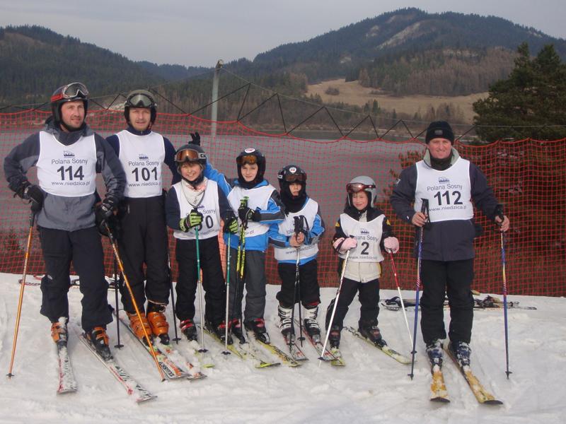 Zagle Kielce: II Ogólnopolskie Zawody Żeglarzy w Narciarstwie i Snowboardzie, Niedzica 2011