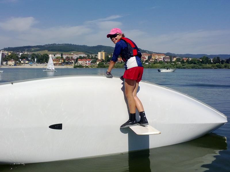 Zagle Kielce: Interpuchar - Słowacja, Orava (2 sierpnia 2013)