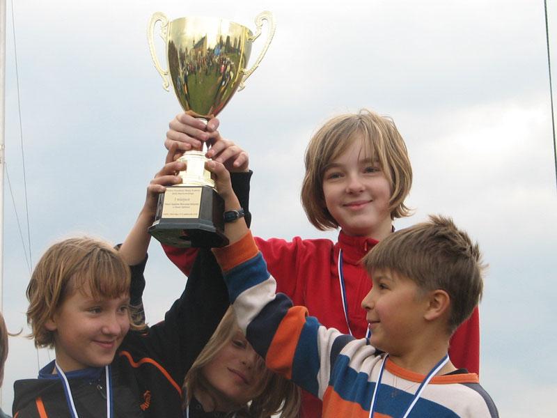 Zagle Kielce: Otwarte Zespołowe Mistrzostwa Małopolski, Kraków 2010